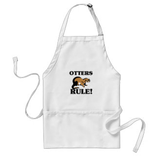 OTTERS Rule! Standard Apron