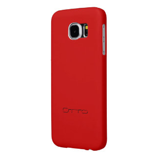 Otto Full Red Style Samsung Galaxy cover