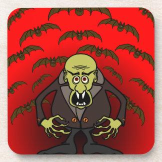Otto Vampyr Beverage Coasters