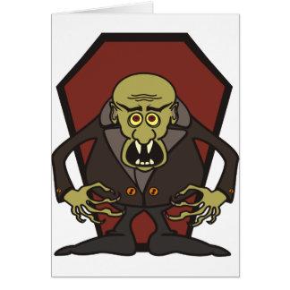Otto Vampyr other vampire Card