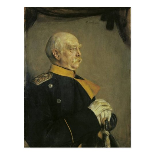 Otto von Bismarck Postcard