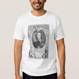 Otto von Guericke (1602-86) from 'Portraits des Ho Shirts