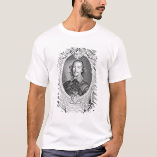 Otto von Guericke (1602-86) from 'Portraits des Ho T-Shirt