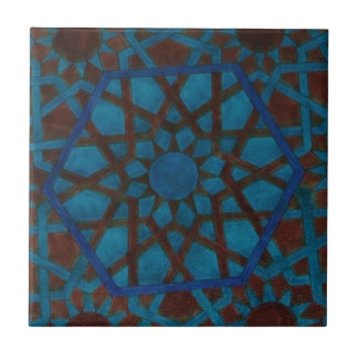 Ottoman Arabic tile