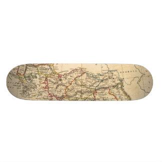 Ottoman Empire 21.3 Cm Mini Skateboard Deck