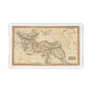Ottoman Empire Acrylic Tray