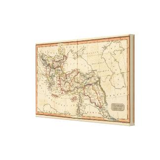 Ottoman Empire Canvas Print