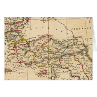 Ottoman Empire Card