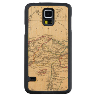 Ottoman Empire Carved Maple Galaxy S5 Case