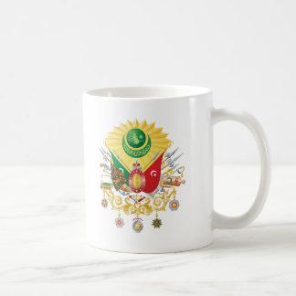 Ottoman Empire Coat of Arms Coffee Mug