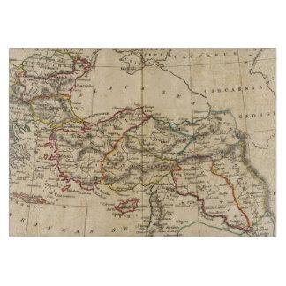 Ottoman Empire Cutting Board