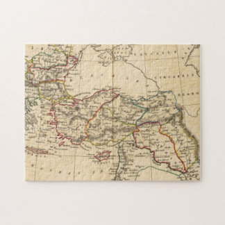 Ottoman Empire Jigsaw Puzzle