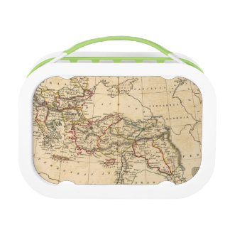 Ottoman Empire Lunch Box