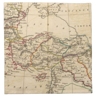 Ottoman Empire Napkin