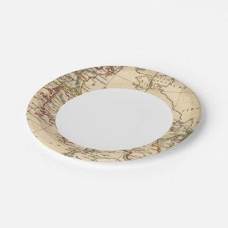 Ottoman Empire Paper Plate