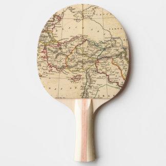 Ottoman Empire Ping Pong Paddle