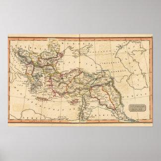 Ottoman Empire Poster