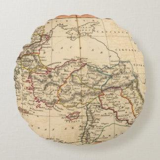 Ottoman Empire Round Cushion