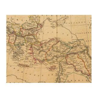 Ottoman Empire Wood Print