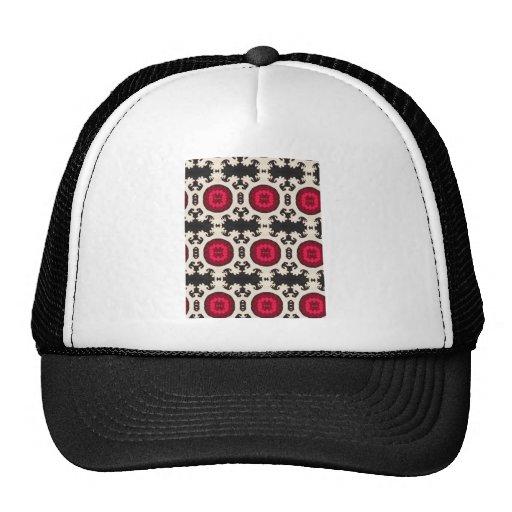 Ottoman Turkish embroiderd  textile Trucker Hats