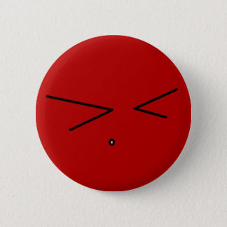 OUCH 6 CM ROUND BADGE