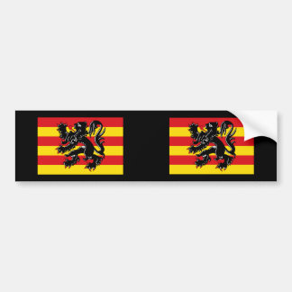 Oudenaarde, Belgium Bumper Sticker
