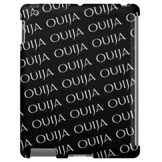 Ouija Logo iPad Case