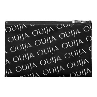Ouija Logo Travel Accessory Bag