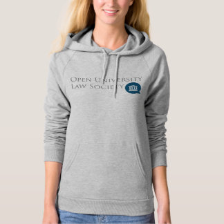 OULS Women's Fleece Hoodie (Grey)