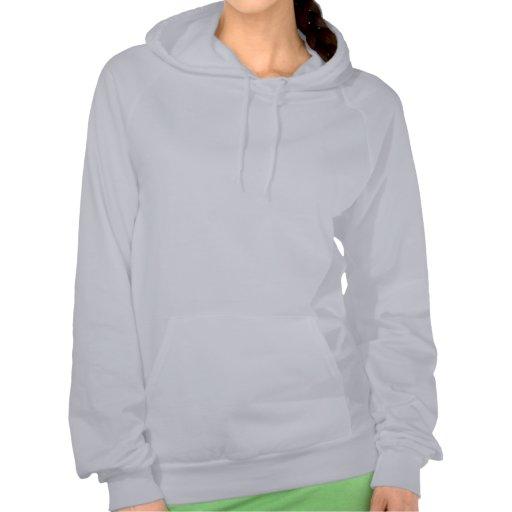 OULS Women's Fleece Hoodie (Grey)