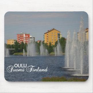 OULU mousepad