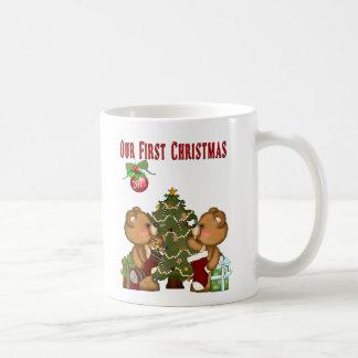 Our 1st Christmas Holiday Mug