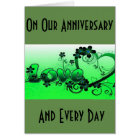 *OUR ANNIVERSARY* MUSIC TO MY LIFE &HEART DANCE CARD