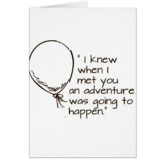 """OUR ANNIVERSARY """"NEW WE WOULD BE TOGETHER FOREVER"""" GREETING CARD"""