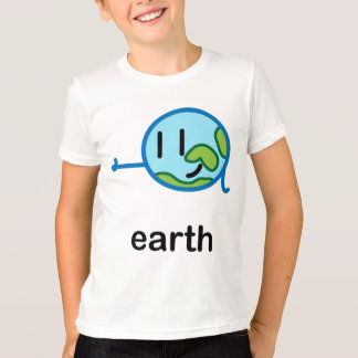 Our Big Fat Solar System - Earth T-Shirt