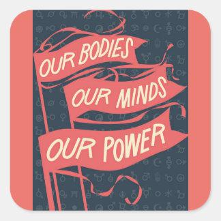 Our Bodies Sticker