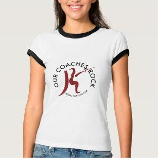 Our Coaches Rock! Tee Shirt