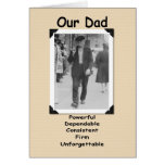 Our Dad - the Old Fart Cards