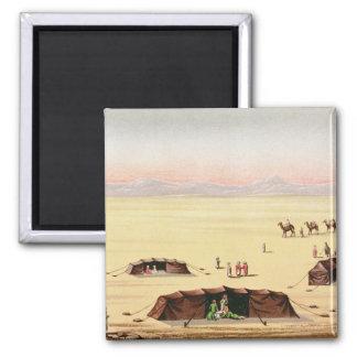 Our Desert Camp Magnet