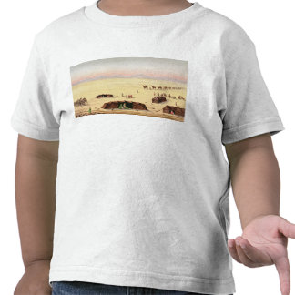 Our Desert Camp T-shirts