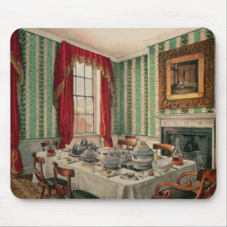 Our Dining Room at York, 1838 Mouse Pad