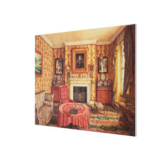 Our Drawing Room at York Canvas Print