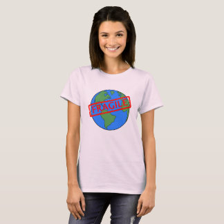Our Earth is Fragile T-shirt