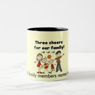 Our Family Customizable Mug