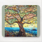 Our Father (Lord's Prayer) Colourful Mousepad