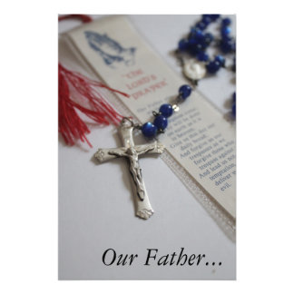 Our Father Photo Art