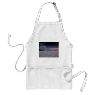 Our Father Prayer Apron
