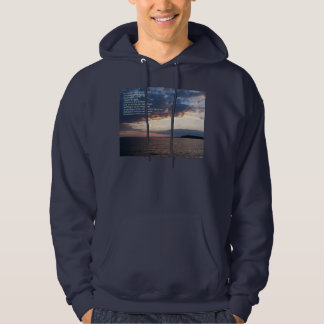Our Father Prayer Hoodies