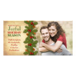 Our First Christmas Together Holiday Photocard