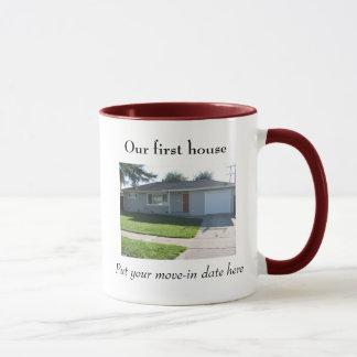 Our first house mug